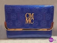 Piękna niebieska torebka :) Idealna na codzienne wyjścia jak i na wszelkiego rodzaju imprezy :) Możliwość zamówienia również w kolorze czarnym :)   Dostępna po kliknięciu w zdję...