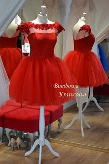 Sukienka dostępna na fb fanpage Bombowa Krawcowa :) Zapraszam