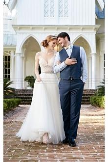 Martina Liana Vintage Bridal Separates Wedding Dress Style BLAIR+SCOUT