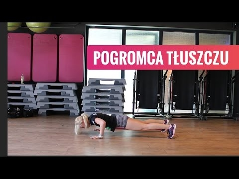 Pogromca tłuszczu! Trening cardio | Codziennie Fit