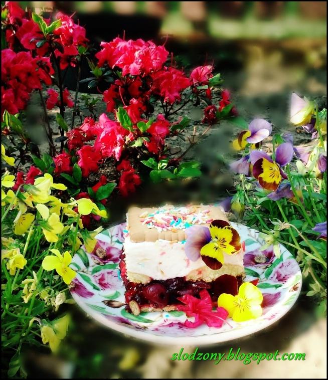 Ciasto zemsta teściowej bez pieczenia