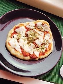 Pizza z patelni - przepis po kliknięciu w zdjęcie