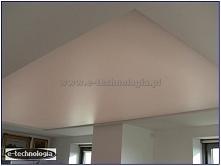 Sufity podwieszane są coraz częściej stosowane w pomieszczeniach mieszkalnych...