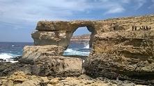 Malta, Azure Window. Teraz tanie loty z PL to może się skusicie? Warto!