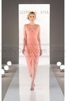 Sorella Vita Midi-Length Bridesmaid Dress Style 8776