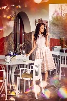 pastelowa sukienka krakowiankasklep
