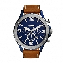 Zegarek męski na pasku skórzanym Fossil JR1504  Możliwość zakupu, link w komentarzu :)