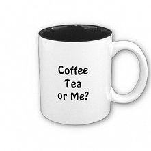 Coffe Tea or ME ?