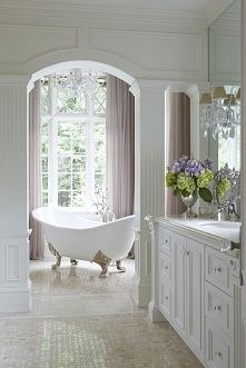 słodka łazienka