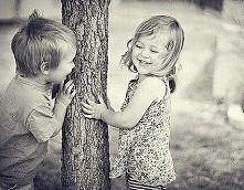 Przyjaźń od małego jest tą najbardziej trwałą.