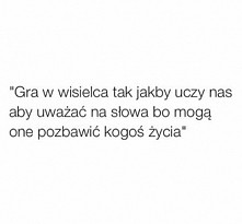 Wisielec ...