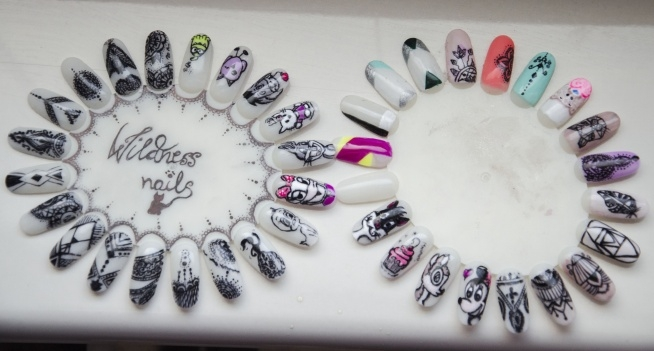 Fb: Wildness nails