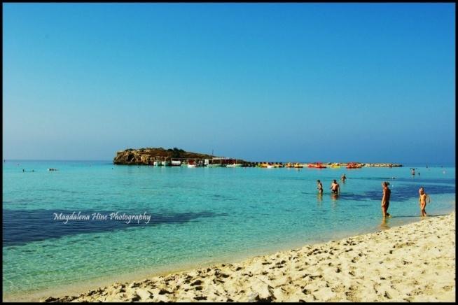 Nissi Beach/Cypr