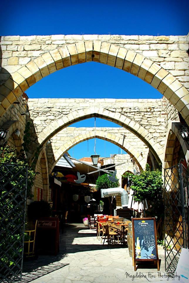 Stare miasto Limassol/Cypr