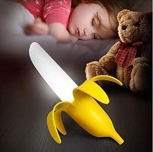 Oryginalna Nocna Lampka firmy Hoobbe dla chłopca lub dziewczynki.