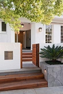 Nowoczesne ogrodzenia domu ...
