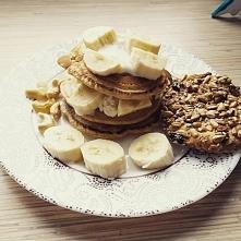 Proste placki na zdrowe śniadanie! Zapraszam na bloga