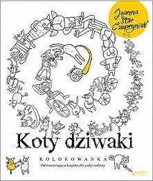 Odstresowująca kolorowanka, kompendium wiedzy i zabawa dla całej rodziny w jednym. To nie jest książka dla dzieci. To nie jest książka dla dorosłych. To książka dla każdego, w k...