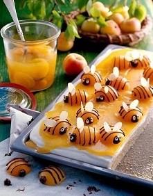 morelowe pszczółki