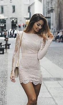 sliczna sukienka :))