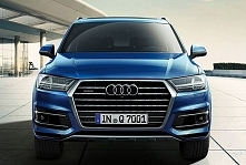 Test i jazda próbna nowego Audi Q7