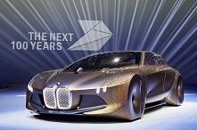 BMW Next 100, sferyczne opony i rzeczywiste spalanie