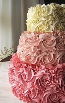 śliczny tort