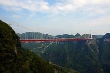*** Aizhai most położony w prowincji Hunan w Chinach ***