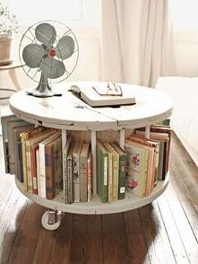 wielofunkcyjny stolik ;)