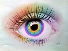 Zobacz świat we wszystkich kolorach tęczy *^_^*