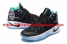 Nike Kyrie Irving Black/Green Basketball Shoes