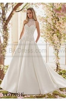 Mori Lee Wedding Dresses Style 6844