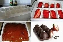 sposób na domową czekoladę ♥
