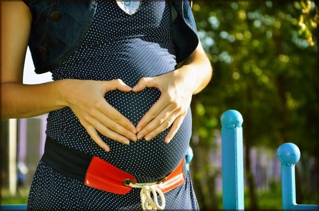 Odzież ciążowa może potem służyć jako oversize