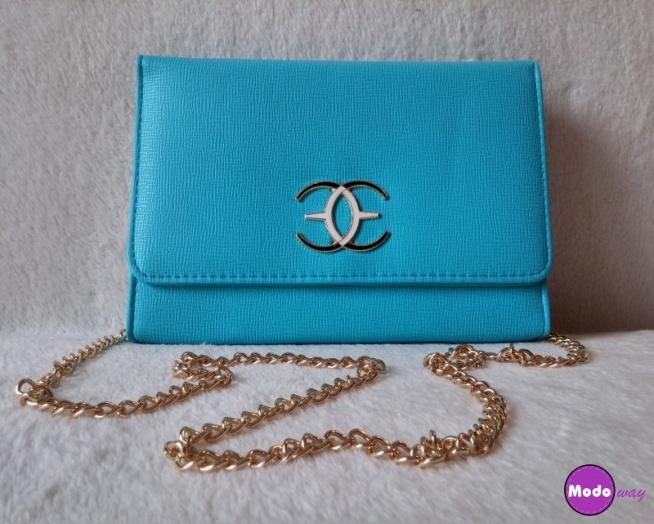 Piękna torebka w bardzo oryginalnym kolorze <3 Idealna na lato ;) teraz w promocyjnej cenie ;)   Dostępna po kliknięciu w zdjęcie lub na modoway.pl <3