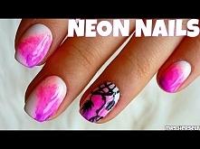 NEON HYBRID NAILS - neonowe paznokcie hybrydowe