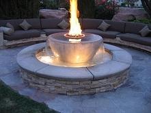 Element wodny - woda i ogień