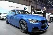 NOWE BMW F31 320d xDrive Touring FL – Jazda próbna