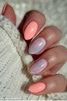 Moja nowa hybryda (opis i zdjęcia po kliknięciu w obrazek) Semilac Sleeping Beauty, Mint i French Lilac