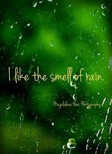 Deszczowo...