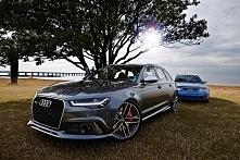 Tylko dla fanów Audi! Jakie są generacje Audi RS6 – porównanie!