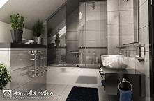 Projekt gotowy Szczęśliwa to nowoczesna propozycja domku taniego i ekonomiczn...