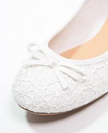 Ślubne baleriny awaryjne!  Anna Field, Zalando, 54 pln  Więcej na blogu Madame Allure :)