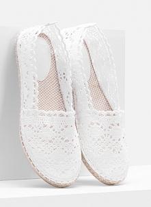 Ślubne baleriny awaryjne!  DeeZee, 59 pln  Więcej na blogu Madame Allure :)