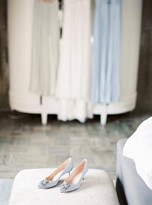 Inspiracje tygodnia: wielki błękit! fot. 2 Brides Photography  fot. Julia Kaptelova