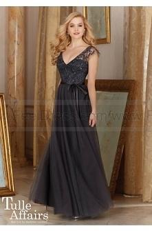 Mori Lee Bridesmaids Dress Style 154