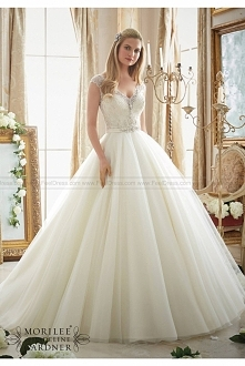 Mori Lee Wedding Dresses Style 2875
