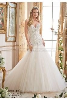 Mori Lee Wedding Dresses Style 2874