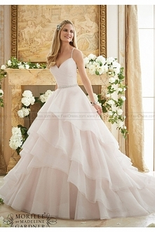 Mori Lee Wedding Dresses Style 2873