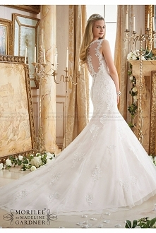 Mori Lee Wedding Dresses Style 2872